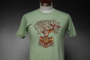 Awesome 4 color super soft owl shirt