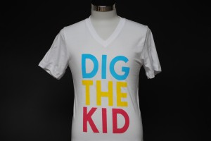 Dig The Kid neon